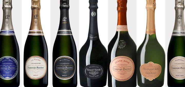 Champagnes Laurent-Perrier
