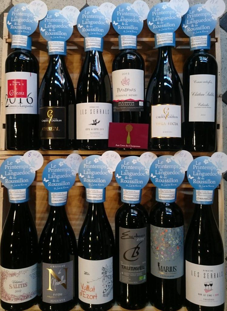 Printemps du Languedoc 2018