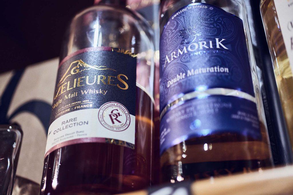 Whiskys français