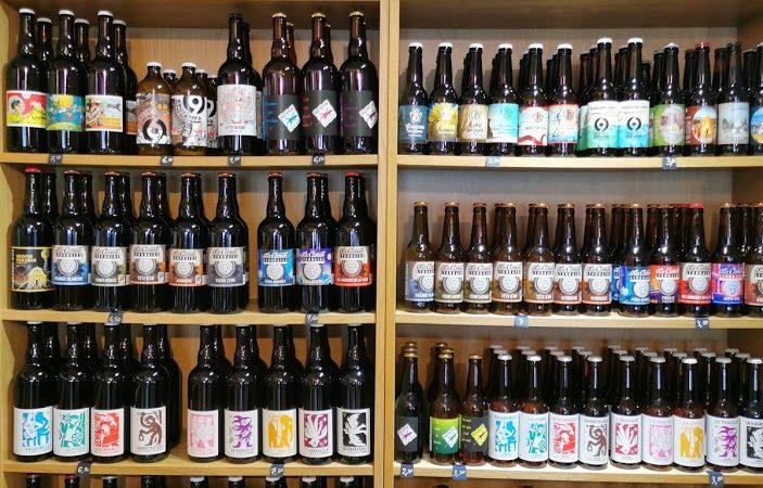 Rayon bières